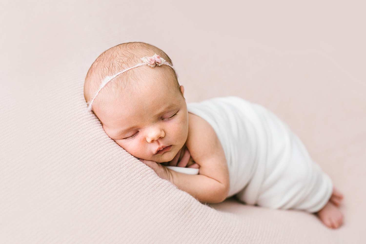 Natural Light newborn