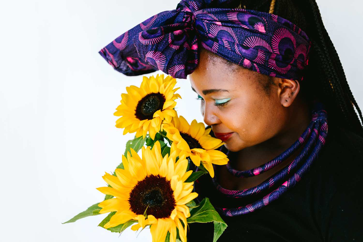 Sunflowers Newcastle Commercial Photography