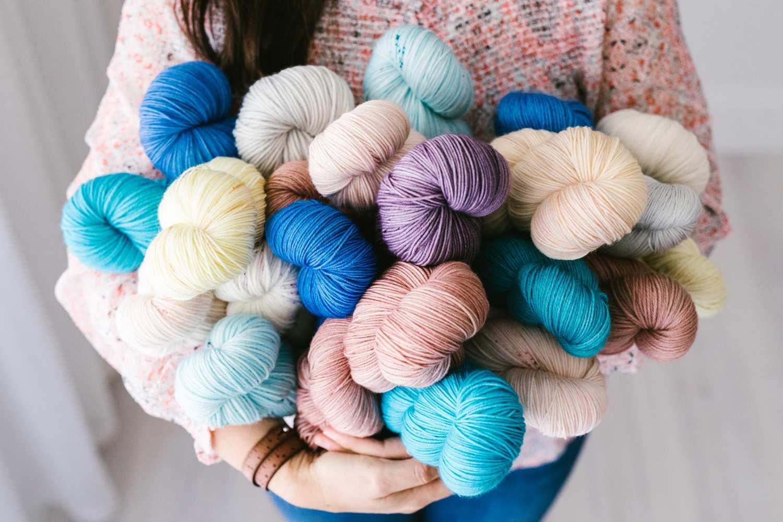Bundle of Yarn wool
